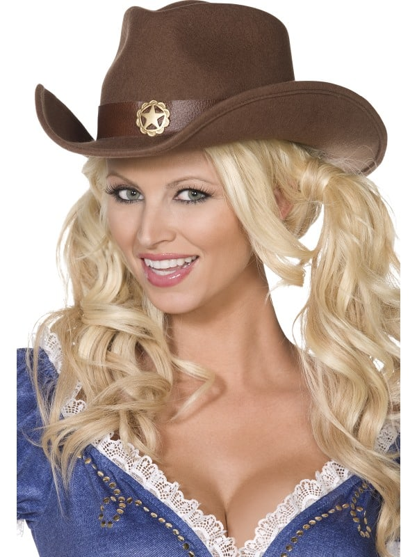 Fever Wild West Cowboy Hat