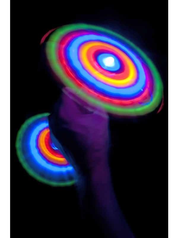 Light Up Double Ended Spinner