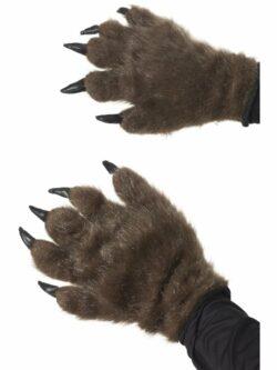Hairy Monster Hands