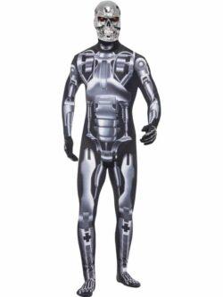 Endoskeleton Costume