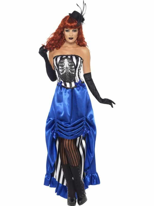Grotesque Burlesque Pin Up Costume