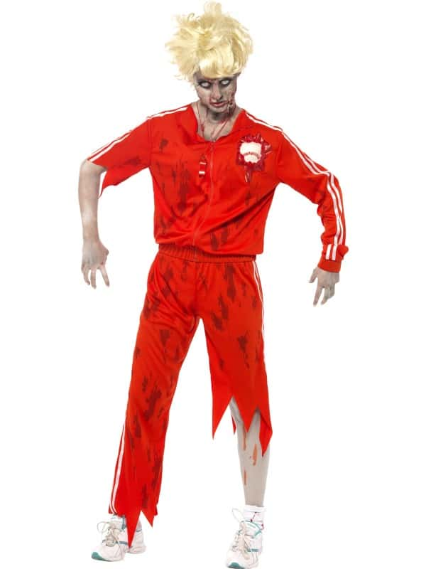Zombie Sports Teacher Costume
