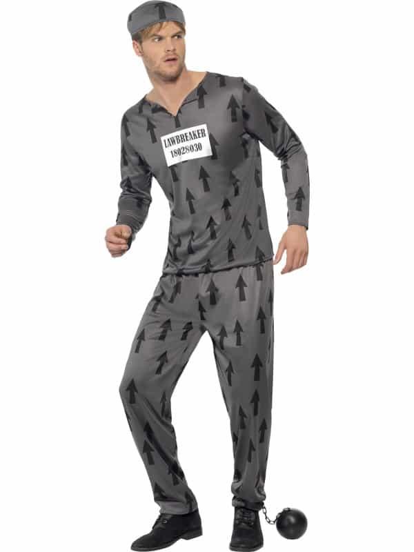 Lawbreaker Costume