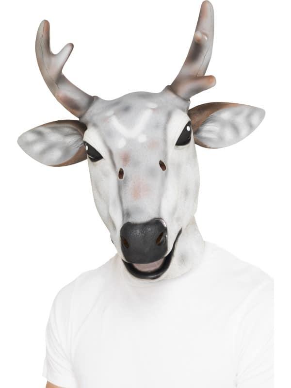 Reindeer/Stag Latex Mask