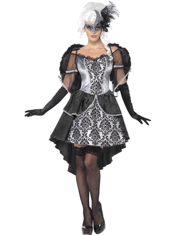Dark Angel Masquerade Costume