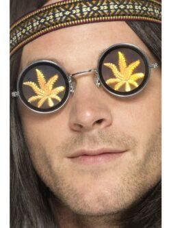 Holographic Marijuana Glasses