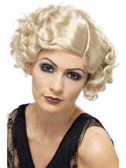 20's Flirty Flapper Wig