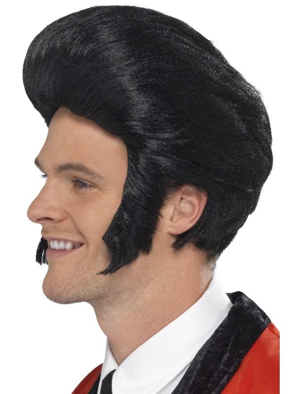 50's Quiff King Wig