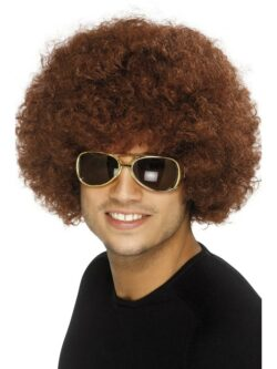 70's Funky Afro Wig
