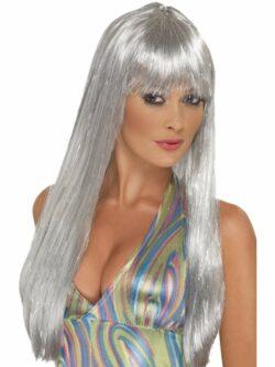 Glitter Disco Wig