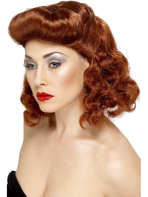 Pin Up Girl Wig