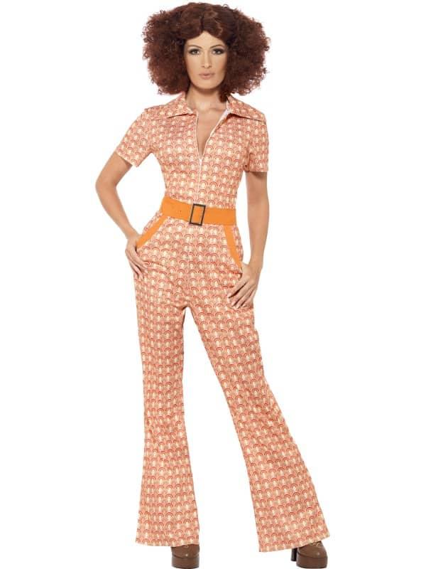 Authentic 70's Chic Costume