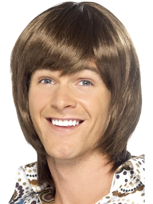 70's Heartthrob Wig
