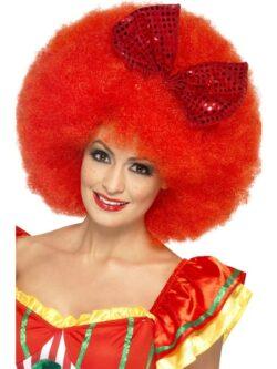 Mega Afro Clown Wig