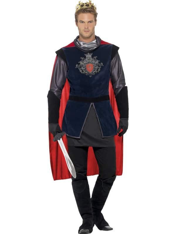 King Arthur Deluxe Costume