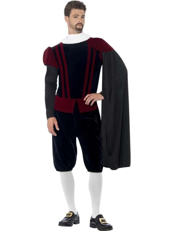 Tudor Lord Deluxe Costume