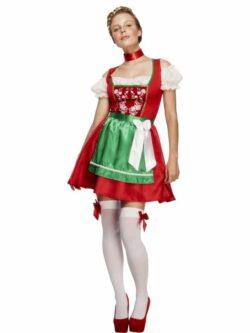 Fever Christmas Dirndl Costume