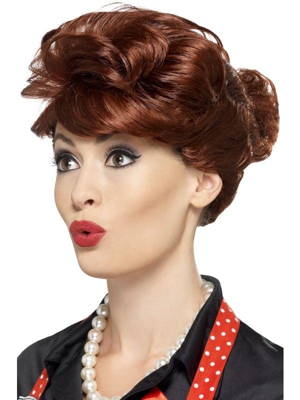 50's Housewife Wig