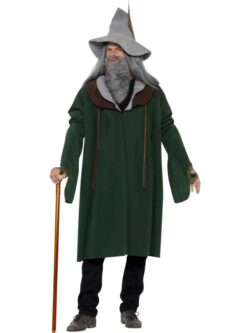 Wizard of the Woods Costume