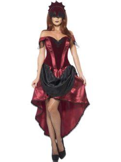 Venetian Temptress Costume