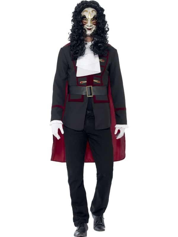 Venetian Highwayman Costume