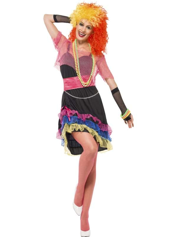 80's Fun Girl Costume