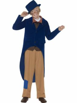 Dickensian Boy Costume