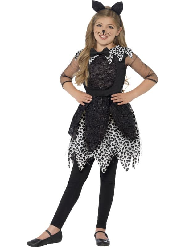 Deluxe Midnight Cat Costume