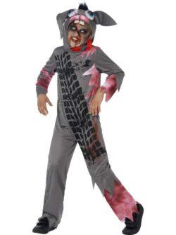 Deluxe Roadkill Pet Costume