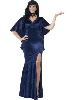 Curves Sorceress Costume