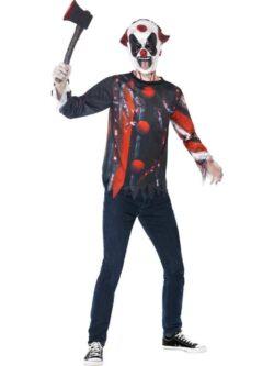 Sinister Creepy Clown Kit