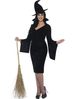 Curves Witch Costume