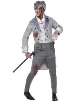 Zombie Gent Costume
