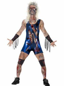 Zombie Wrestler Costume