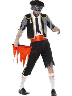 Zombie Matador Costume