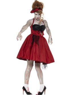 Zombie 50's Rockabilly Costume