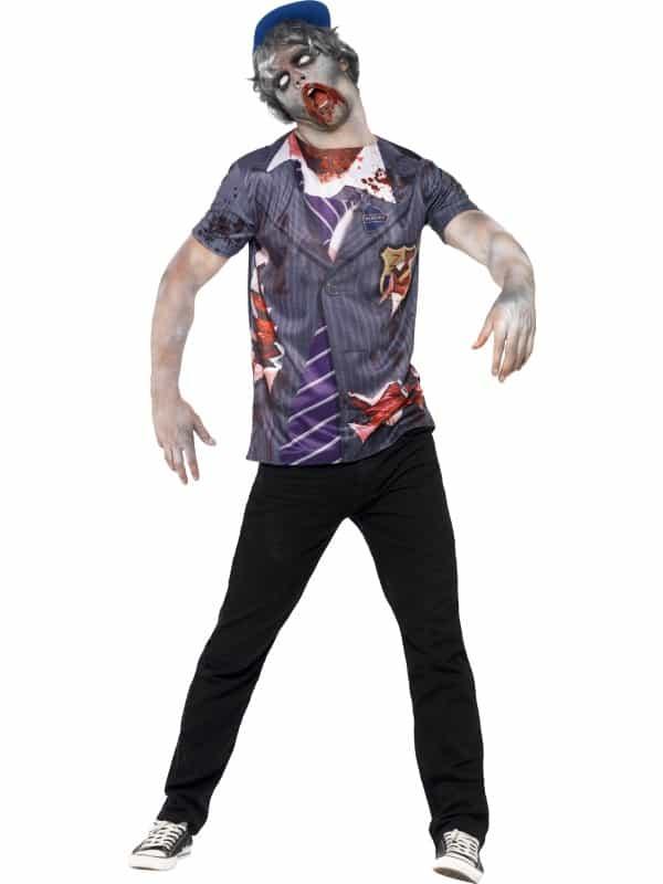 Zombie School Boy
