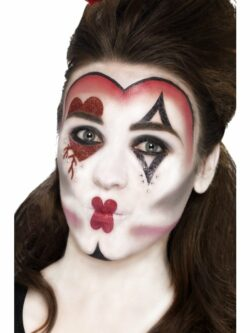 Queen Of Hearts Make-Up Kit