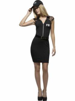 Fever FBI Costume