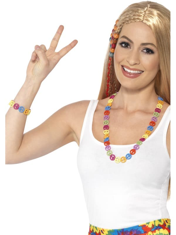 Hippie Peace Sign Set