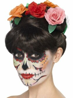 Day of the Dead Frida Wig