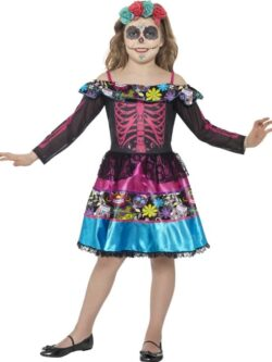 Day of the Dead Sweetheart Costume