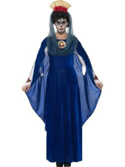 Day of the Dead Sacred Mary Costume