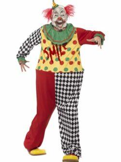 Sinister Clown Costume