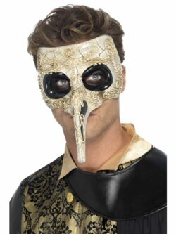 Venetian Plague Doctor Mask