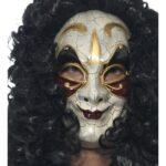 Venetian Masked Highwayman Mask