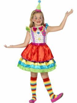 Deluxe Clown Girl Costume