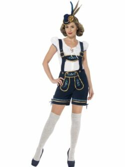 Traditional Deluxe Bavarian Costume