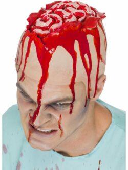 Open Brain Head Cap