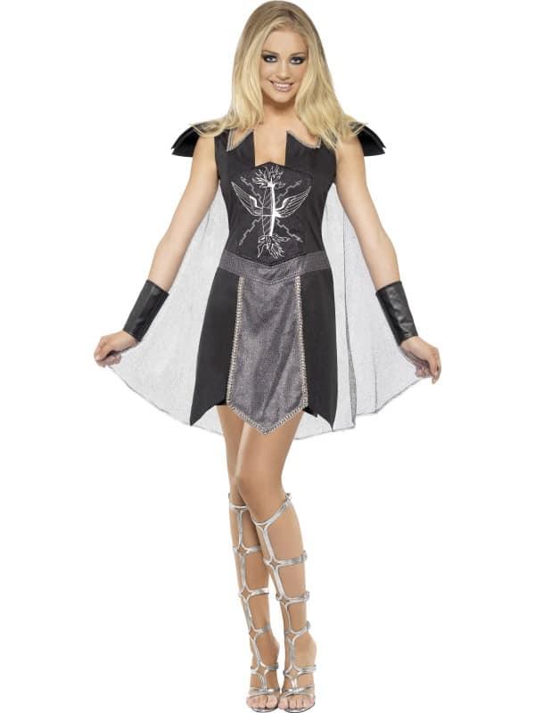Dark Warrior Costume